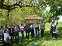 """Studijska poseta u okviru projekta """"Podsticanje ruralnog turizma za održivi lokalni ekonomski razvoj"""""""