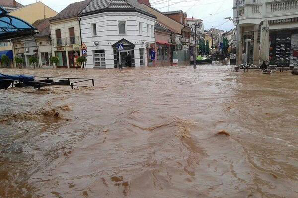 """Projekat: """"Podrška sanaciji štete na domovima poplavljenih domaćinstava u Svilajncu"""""""