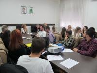 """U Gornjem Milanovcu održan Javni događaj """"Participativno kreiranje  inovativnih programa podrške zapošljavanju mladih"""""""