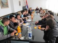 Projekat ''Snaga lokalnih inicijativa za nove poslove'', Knić