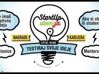 Javni poziv za prijavu  na - - S T A R T A P I D E M I J A - - Razvoj studentskih biznis inicijativa Kragujevac, 2017. godina