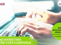 """Radionica """"Online marketing u službi vaše kompanije"""""""